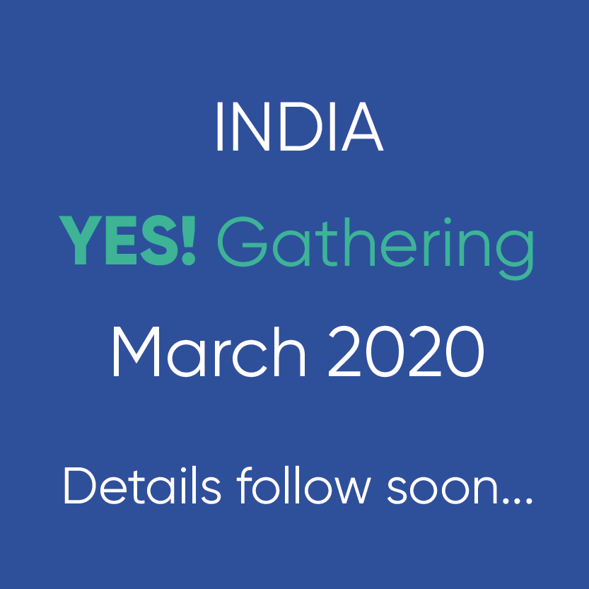 YES Elements Homepage Announce India2020